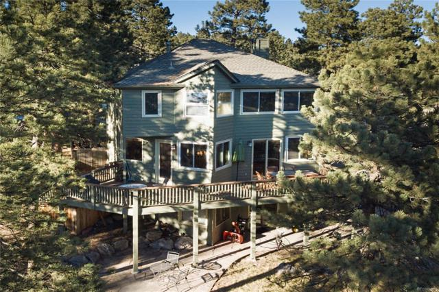29972 Troutdale Ridge Road, Evergreen, CO 80439 (#5320274) :: Colorado Home Finder Realty