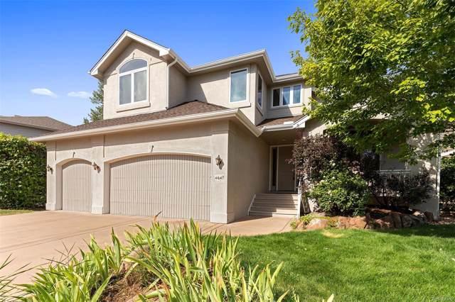 4647 S Hampton Circle, Boulder, CO 80301 (#5320608) :: Arnie Stein Team   RE/MAX Masters Millennium