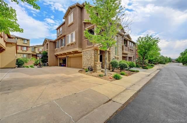 10528 Ashfield Street 15D, Highlands Ranch, CO 80126 (MLS #5325570) :: Wheelhouse Realty