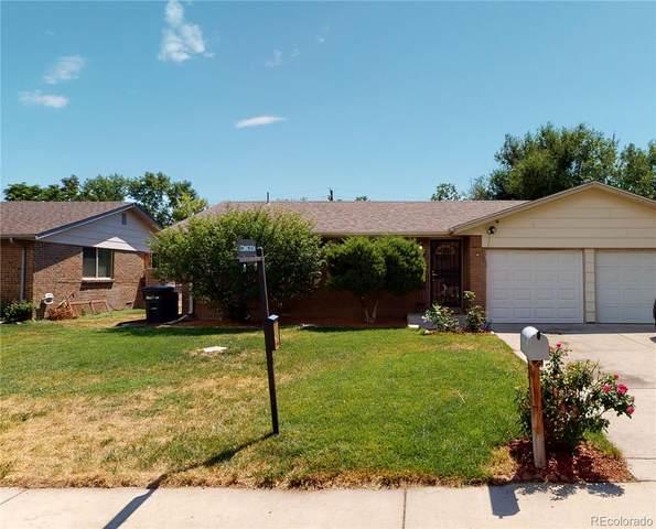 3894 Parfet Street #1, Wheat Ridge, CO 80033 (MLS #5329043) :: 8z Real Estate