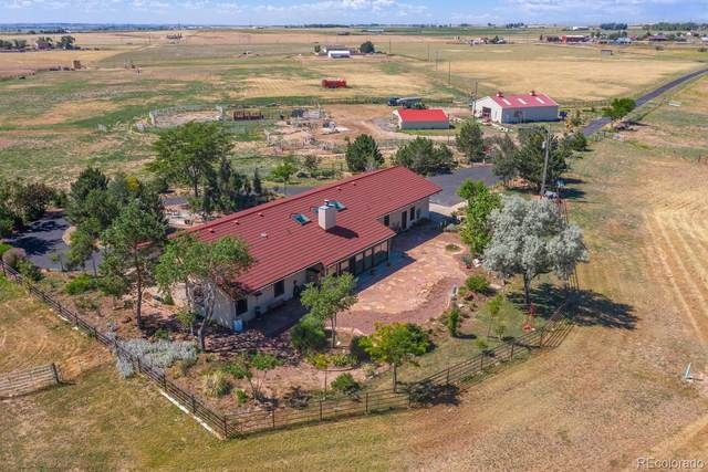 18509 County Road 22, Fort Lupton, CO 80621 (MLS #5332438) :: 8z Real Estate