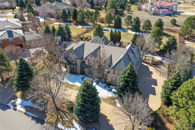 18 Foxtail Circle, Cherry Hills Village, CO 80113 (#5333256) :: Portenga Properties