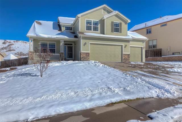 675 Eaglestone Drive, Castle Rock, CO 80104 (MLS #5334537) :: 8z Real Estate