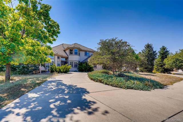 5855 Saddle Creek Trail, Parker, CO 80134 (#5338636) :: Own-Sweethome Team