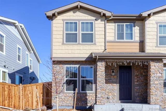 23181 E Jamison Drive, Aurora, CO 80016 (#5348224) :: The Griffith Home Team