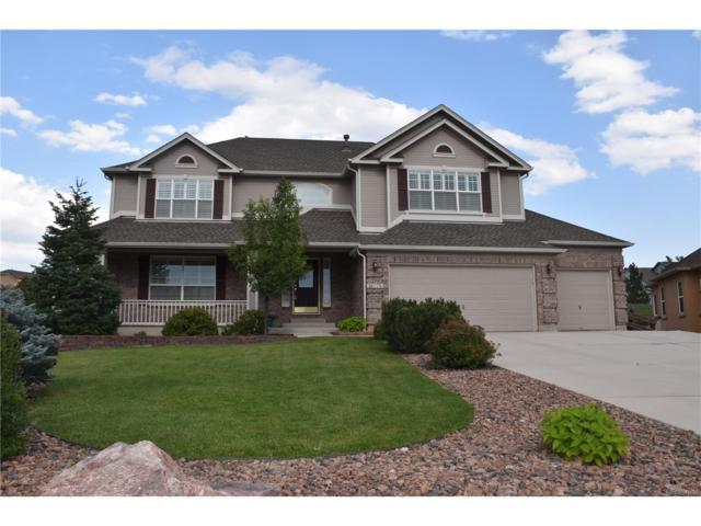 16075 Bridle Ridge Drive, Monument, CO 80132 (MLS #5349723) :: 8z Real Estate