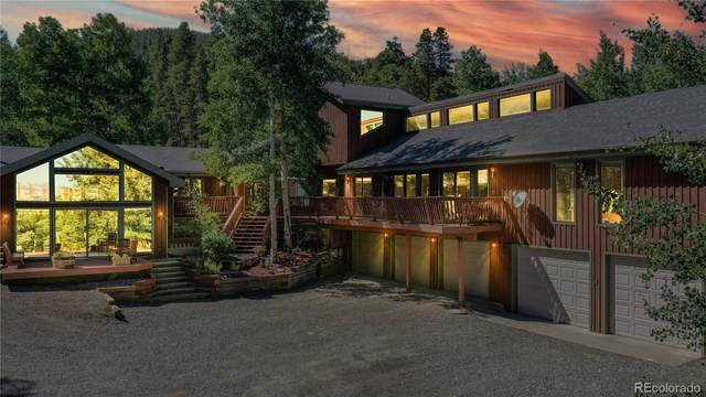 2720 S Spring Gulch Road, Idaho Springs, CO 80452 (MLS #5351987) :: Bliss Realty Group