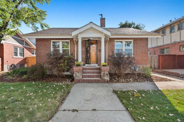 1266 S Emerson Street, Denver, CO 80210 (#5353037) :: My Home Team