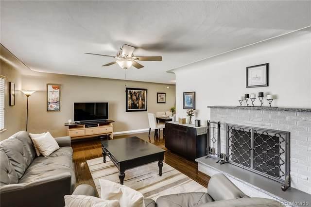 1631 Xanthia Street, Denver, CO 80220 (#5358291) :: Wisdom Real Estate