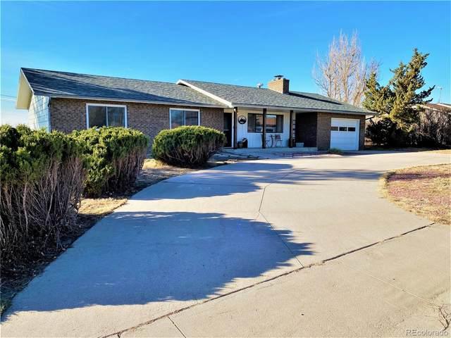 1075 D Avenue, Limon, CO 80828 (#5365136) :: Kimberly Austin Properties