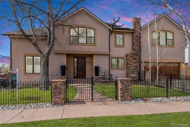 2393 S Josephine Street, Denver, CO 80210 (MLS #5366218) :: 8z Real Estate
