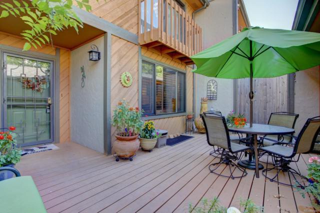 12610 W Bayaud Avenue #11, Lakewood, CO 80228 (#5370829) :: Wisdom Real Estate