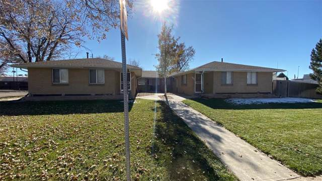 10632 E 4th Way, Aurora, CO 80010 (MLS #5371318) :: Bliss Realty Group