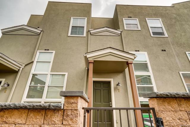 1300 Garfield Street #7, Denver, CO 80206 (#5371876) :: The Galo Garrido Group