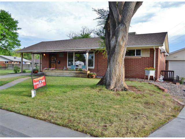 147 S Eaton Court, Lakewood, CO 80226 (MLS #5373394) :: 8z Real Estate