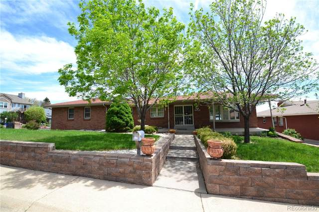 6956 Brentwood Street, Arvada, CO 80004 (#5375964) :: The DeGrood Team