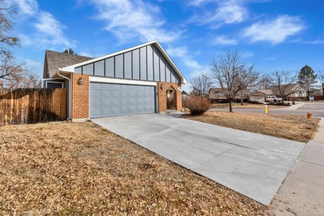 6948 S Yukon Court, Littleton, CO 80128 (#5377062) :: The City and Mountains Group