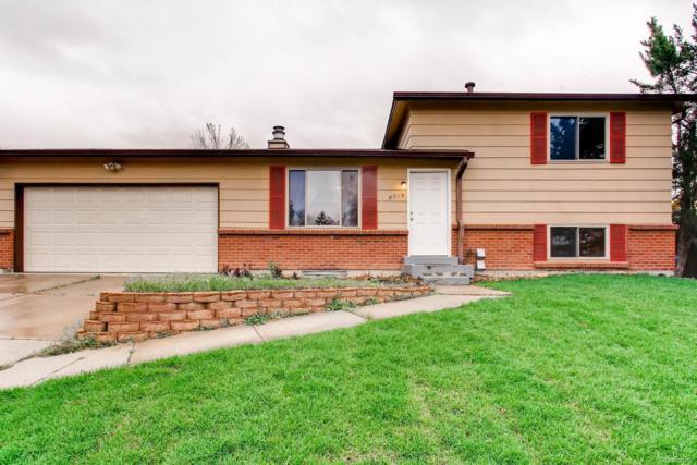 8719 W Euclid Place, Littleton, CO 80123 (#5378703) :: Wisdom Real Estate