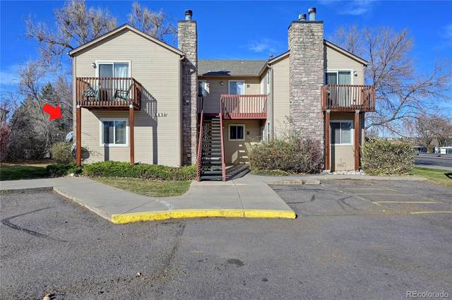 6890 W Mississippi Avenue W A, Lakewood, CO 80226 (#5381017) :: Realty ONE Group Five Star