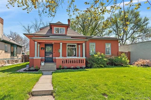 4420 Alcott Street, Denver, CO 80211 (#5382550) :: Sultan Newman Group