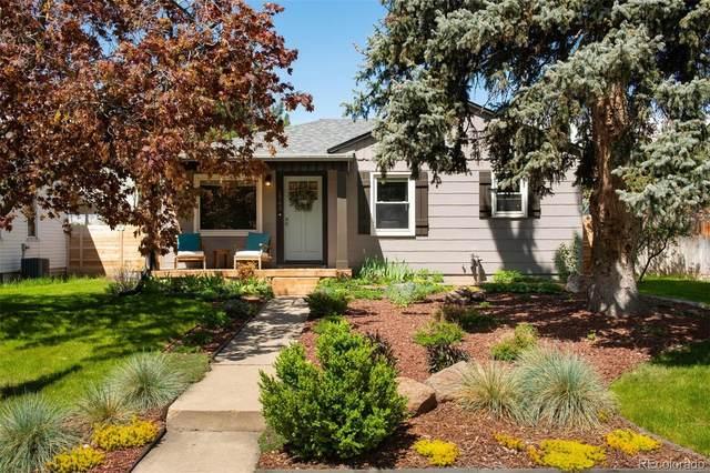 1743 S Garfield Street, Denver, CO 80210 (#5388525) :: Portenga Properties