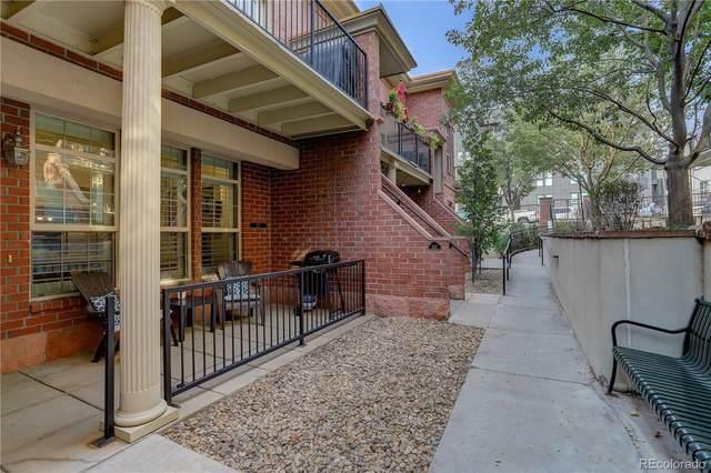 2560 17th Street #103, Denver, CO 80211 (MLS #5389102) :: 8z Real Estate