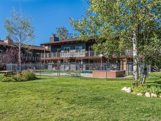 1355 Walton Creek Road #17, Steamboat Springs, CO 80487 (#5389756) :: The HomeSmiths Team - Keller Williams