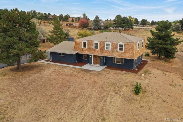 16949 E Hinsdale Way, Foxfield, CO 80016 (MLS #5389851) :: Bliss Realty Group
