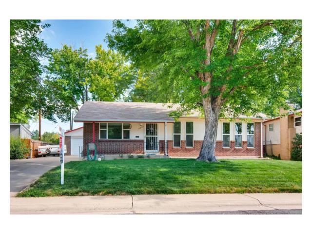 11652 Gilpin Street, Northglenn, CO 80233 (MLS #5400506) :: 8z Real Estate