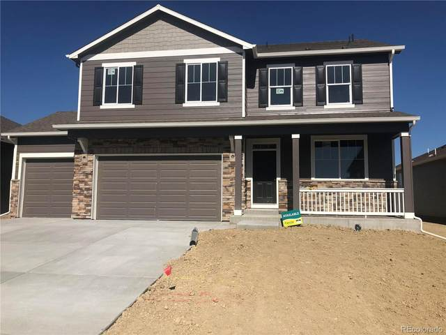 155 Hidden Lake Drive, Severance, CO 80550 (#5400621) :: HomeSmart