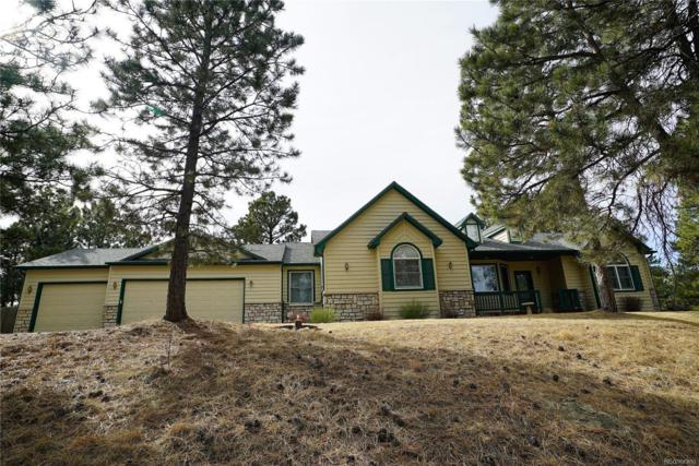 35595 Running Brook Lane, Elizabeth, CO 80107 (#5405371) :: The Peak Properties Group