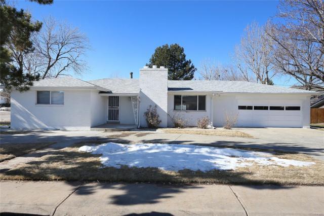2097 S Kingston Court, Aurora, CO 80014 (MLS #5407627) :: 8z Real Estate