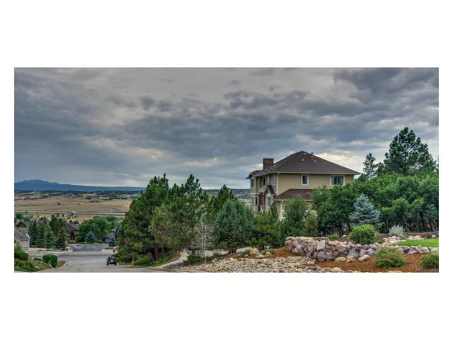 221 October Place, Castle Rock, CO 80104 (#5409006) :: The Sold By Simmons Team