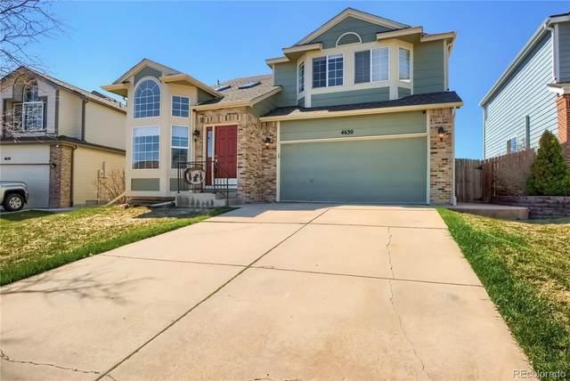 4630 Wakefield Avenue, Castle Rock, CO 80104 (MLS #5410735) :: 8z Real Estate