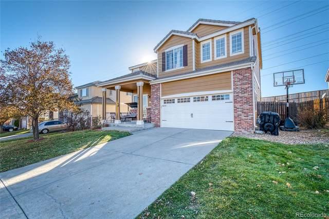 18513 E Harvard Drive, Aurora, CO 80013 (MLS #5411094) :: The Sam Biller Home Team