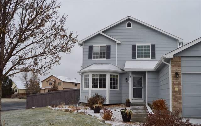 12702 Henson Creek Street, Parker, CO 80134 (#5411690) :: The HomeSmiths Team - Keller Williams
