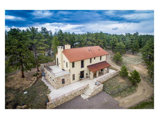 6981 Overland Road, Ward, CO 80481 (MLS #5412323) :: 8z Real Estate