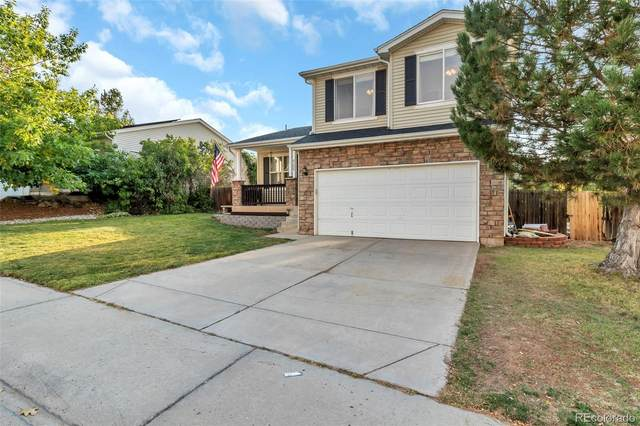 8155 Eagleview Drive, Littleton, CO 80125 (#5413178) :: My Home Team