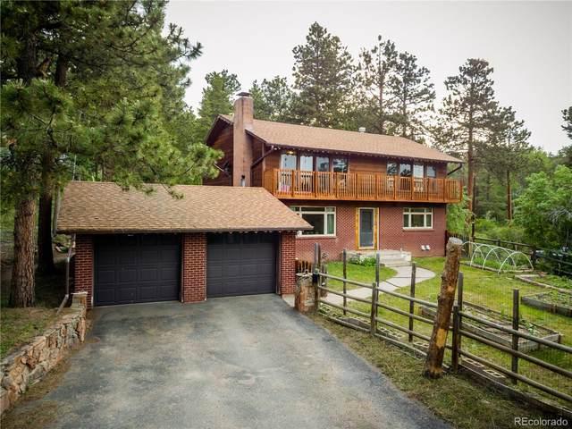 960 Copperdale Lane, Golden, CO 80403 (#5414614) :: Finch & Gable Real Estate Co.
