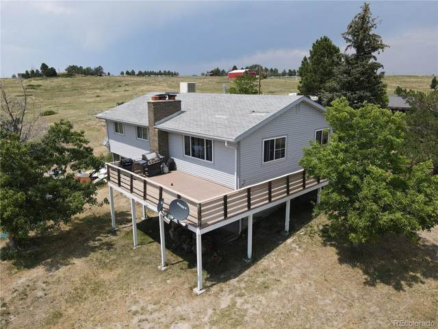 45777 Coal Creek Road, Parker, CO 80138 (MLS #5416065) :: Bliss Realty Group