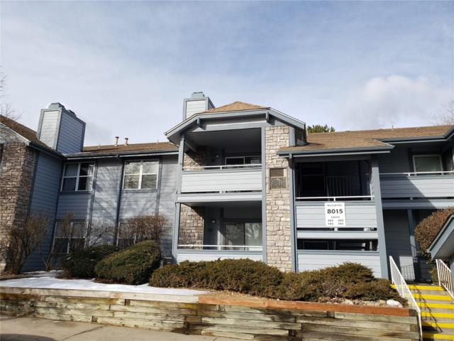 8015 W Eastman Place #202, Lakewood, CO 80227 (#5420180) :: My Home Team