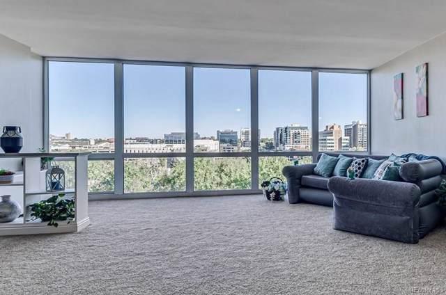 3100 E Cherry Creek South Drive #707, Denver, CO 80209 (MLS #5421221) :: 8z Real Estate