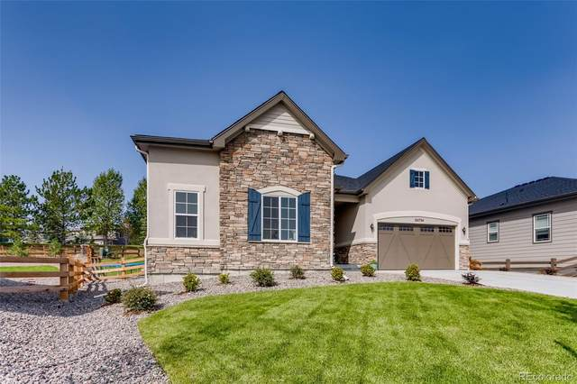 26734 E Peakview Place, Aurora, CO 80016 (#5422010) :: Stephanie Fryncko | Keller Williams Integrity