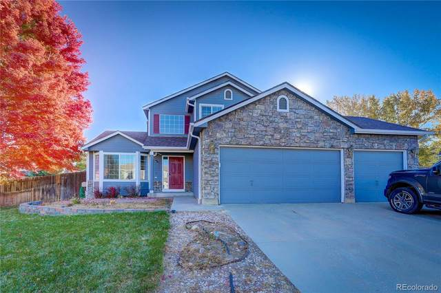 4852 Falcon Drive, Frederick, CO 80504 (#5423013) :: The DeGrood Team