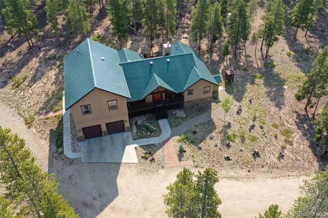 401 County Road 9, Leadville, CO 80461 (#5424724) :: The DeGrood Team