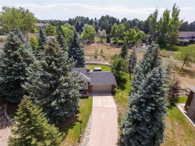7602 E Windlawn Way, Parker, CO 80134 (#5426137) :: Structure CO Group