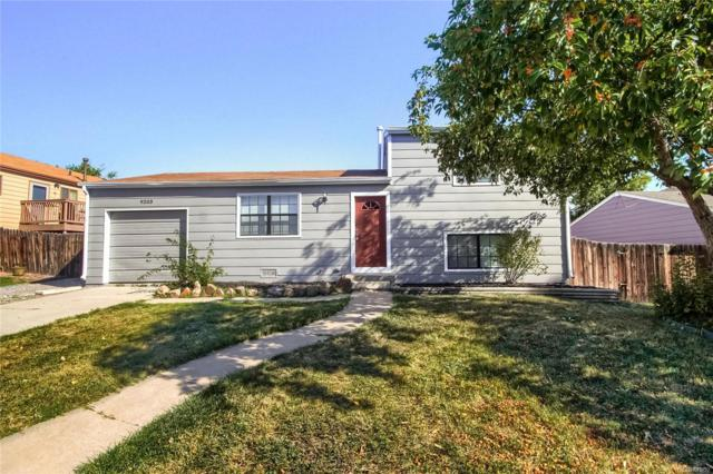 9203 W 100th Circle, Westminster, CO 80021 (#5426485) :: The Peak Properties Group