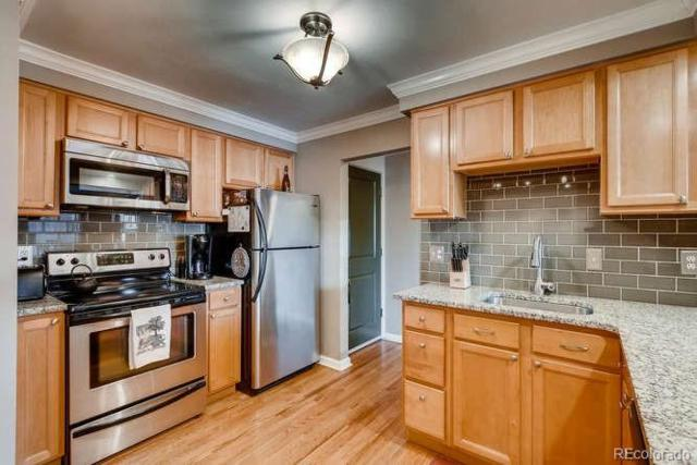 10 N Ogden Street #106, Denver, CO 80218 (MLS #5427853) :: 8z Real Estate