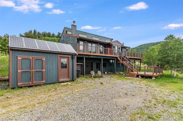 1795 York Gulch, Idaho Springs, CO 80452 (#5430509) :: Kimberly Austin Properties