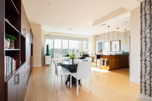 2001 Lincoln Street #1623, Denver, CO 80202 (#5434653) :: Wisdom Real Estate